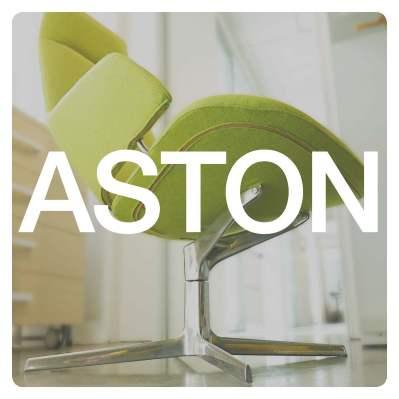 Aston Armchair & Ottoman