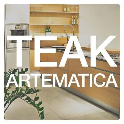 Teak Artematica Kitchen