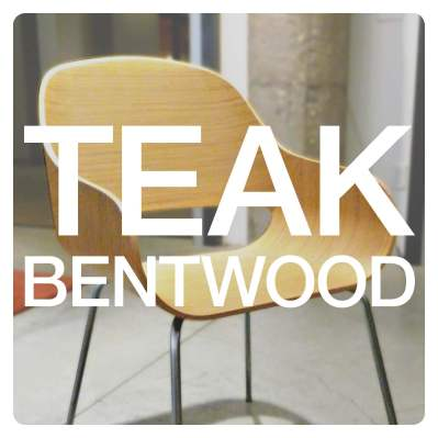 Teak Bentwood Chairs
