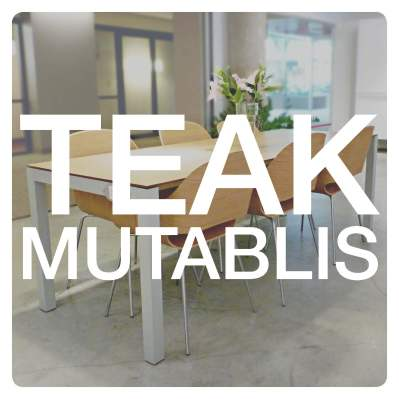 Teak Mutablis Table